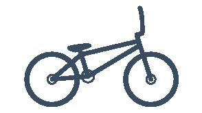 BMX BIKE CHAIN