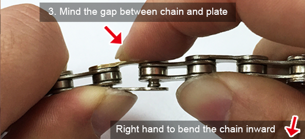 TAYA Missing Link / Quick Link Chain Connector   For all 7/8 Speed Chains